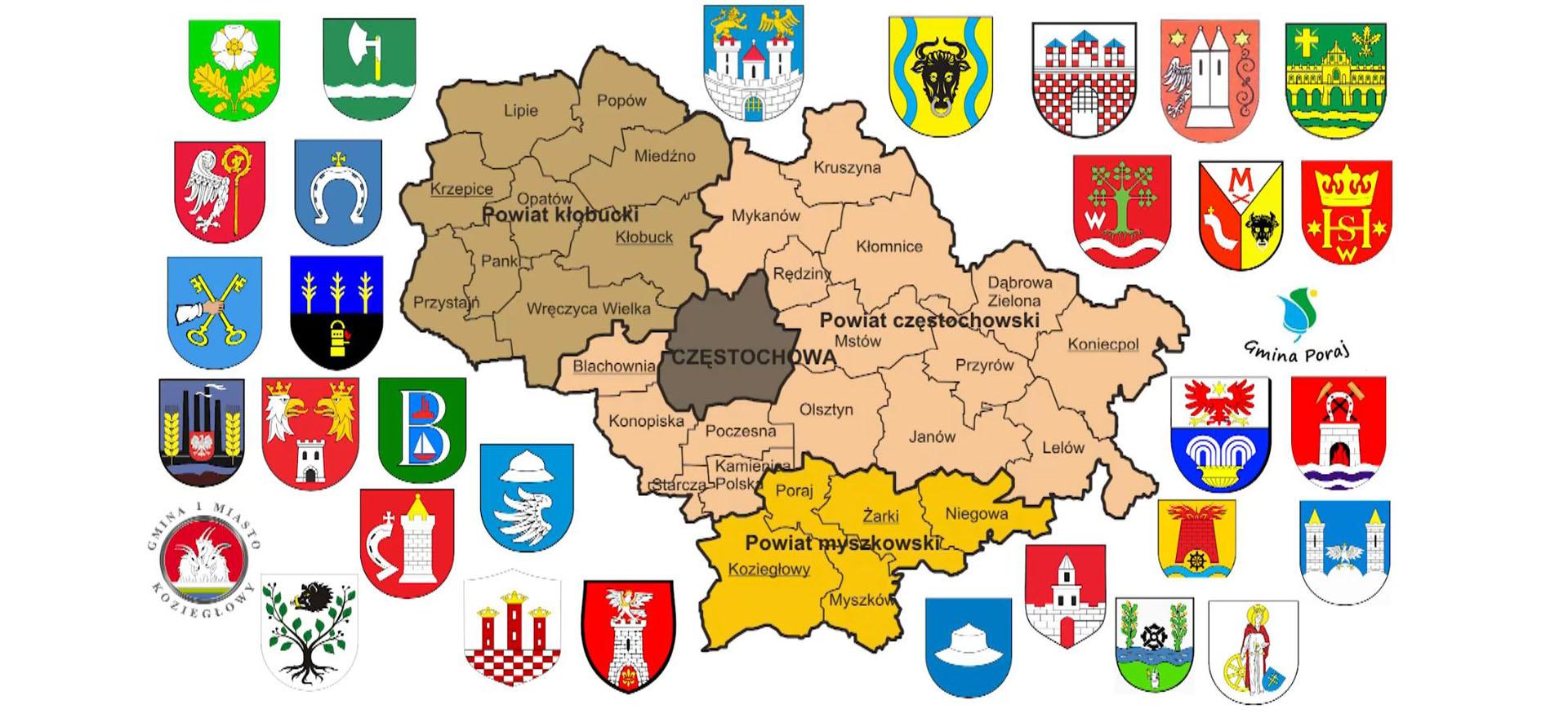 Inwestycje realizowane w ramach Regionalnych Inwestycji Terytorialnych Subregionu Północnego