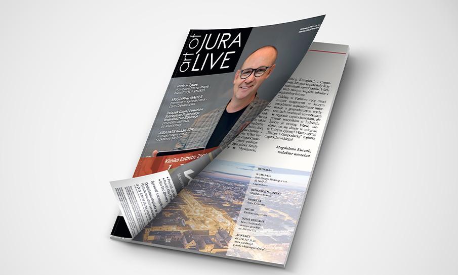 E-wydanie magazynu JURA LIVE już dostępne!